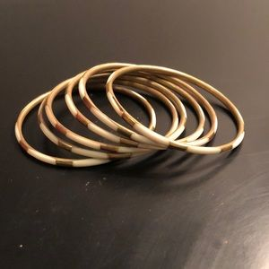 Multi wrist bangles